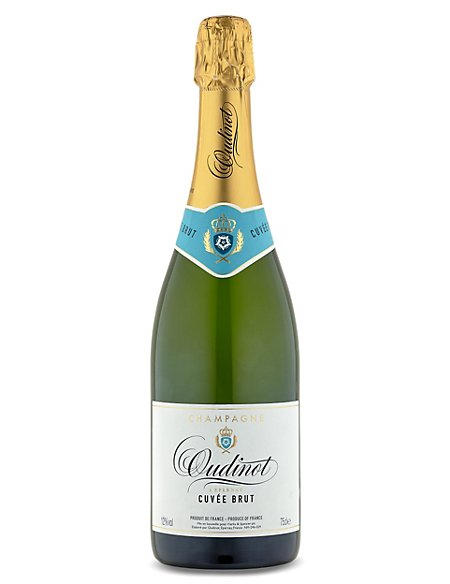 Oudinot Brut NV Champagne - Case of 6