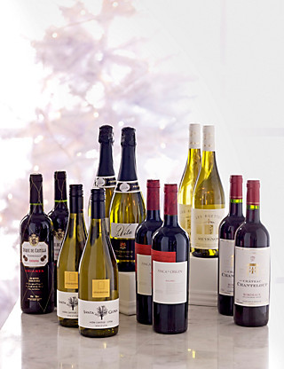 Very Merry Party Selection - Case of 12 Wine