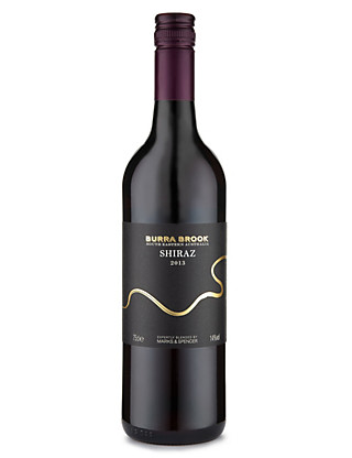 Burra Brook Shiraz - Case of 6 Wine