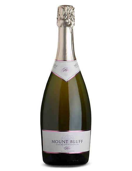 Sparkling Mount Bluff Rosé - Case of 6