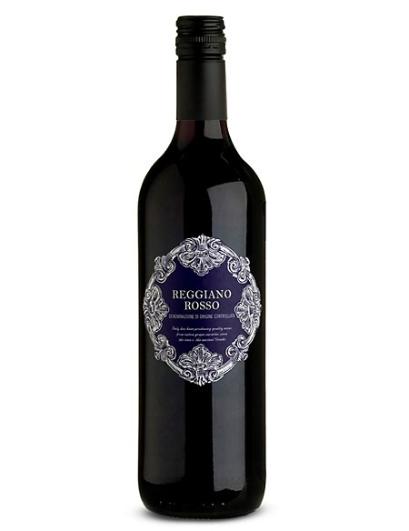 Reggiano Rosso Single Estate - Case of 6