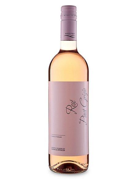 Hungarian Pinot Grigio Rosé - Case of 6