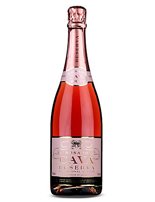 Rosado Cava Prestige Brut - Case of 6 Wine