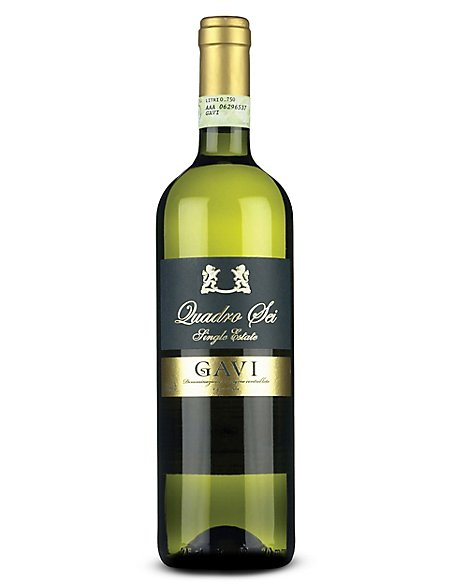Quadro Sei Single Estate Gavi - Case of 6