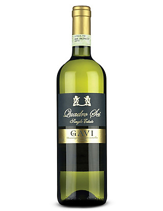 Quadro Sei Single Estate Gavi - Case of 6 Wine