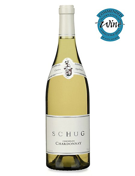 Schug Carneros Chardonnay - Case of 6