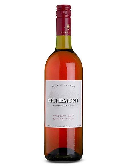 Château Richemont Rosé - Case of 6