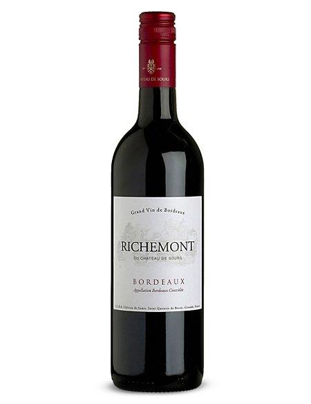 Château Richemont Rouge - Case of 6