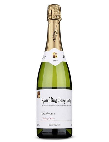 Chardonnay Sparkling Burgundy NV - Case of 6