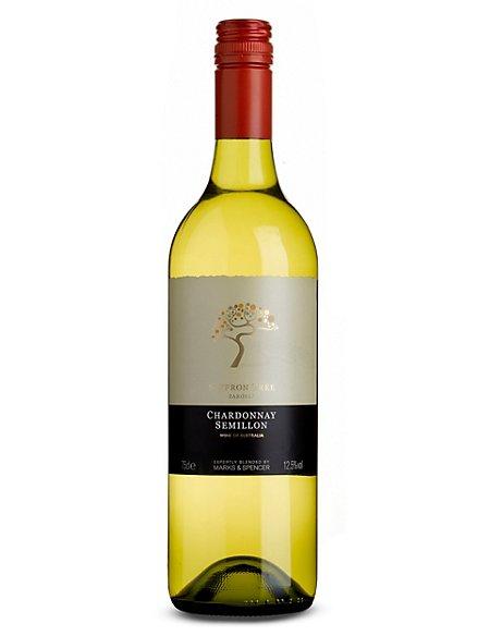 Saffron Tree Chardonnay Semillon - Case of 6