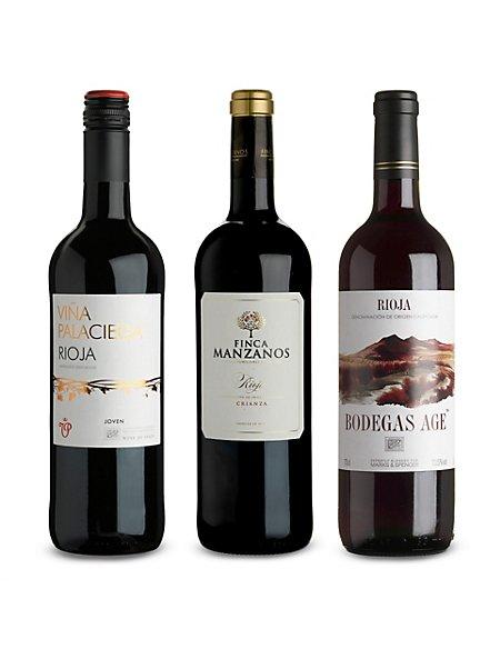 Rioja Mixed Half Dozen