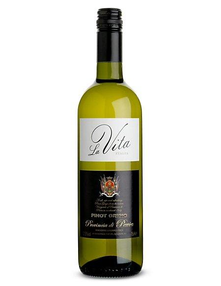 La Vita Pinot Grigio - Case of 6