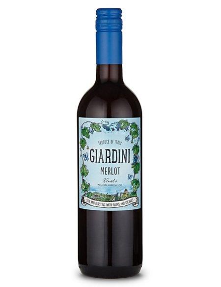 Giardini Lower Alcohol Merlot - Case of 6