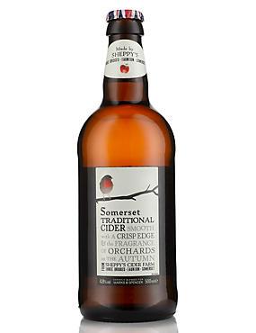Somerset Traditional Cider - Case of 20