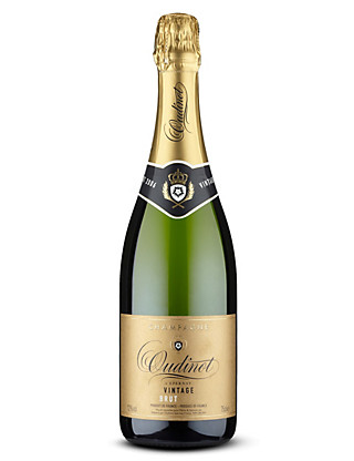 Champagne Oudinot Vintage - Single Bottle Wine