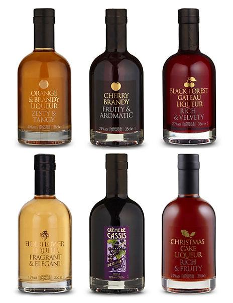 Liqueurs Selection - Case of 6