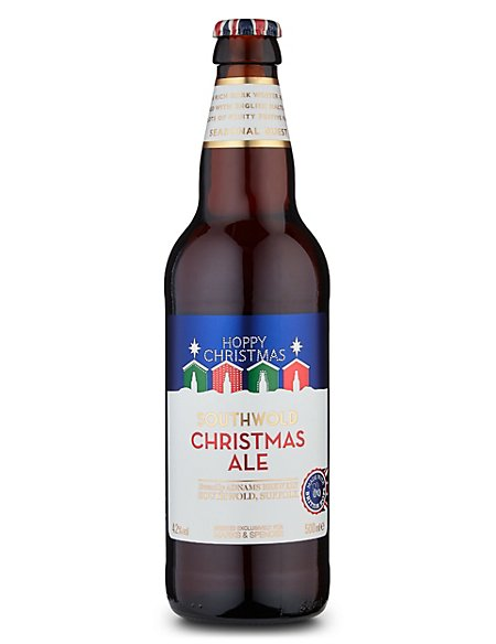 Southwold Christmas Ale - Case of 20