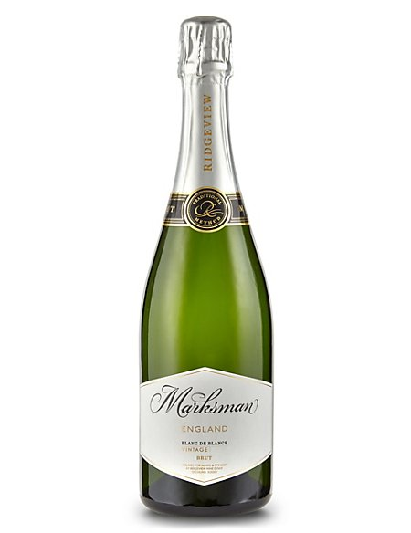 Ridgeview Marksman Brut Sparkling Wine - Case of 6