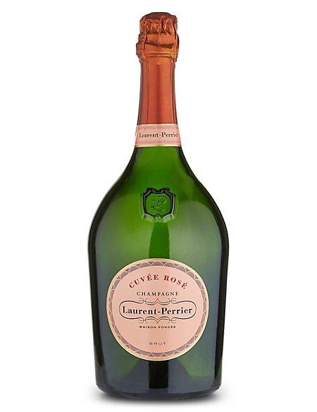 Laurent Perrier Cuvée Rosé Magnum Champagne - Single Bottle