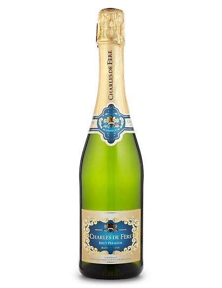 Charles De Fère Brut Premium, Vin Mousseux - Case of 6