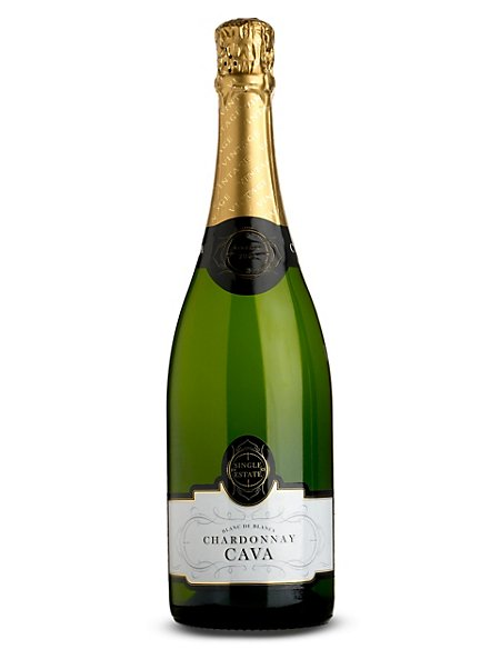 Single Estate Chardonnay Cava - Case of 6