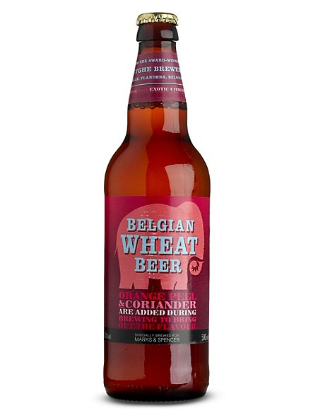 Belgian Wheat Beer - Case of 20