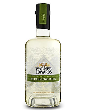 Warner Edwards Elderflower Infused Gin - Single Bottle