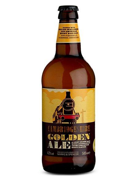 Cambridgeshire Golden Ale - Case of 20