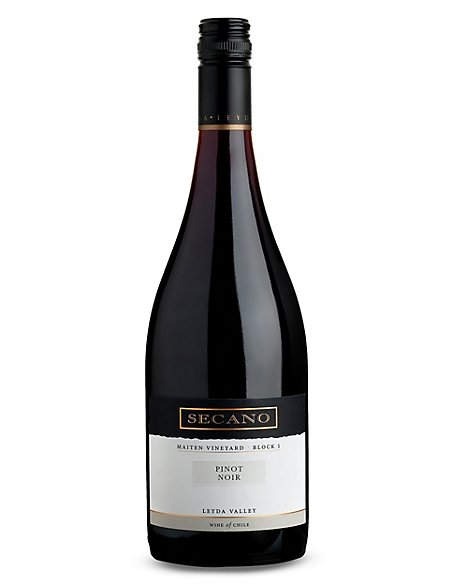 Secano Maiten Vineyard Block 1 Pinot Noir - Case of 6