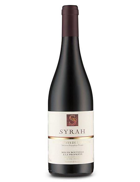 Syrah de l'Ardeche - Case of 6