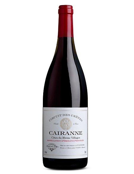Cairanne Côtes du Rhône Villages - Case of 6