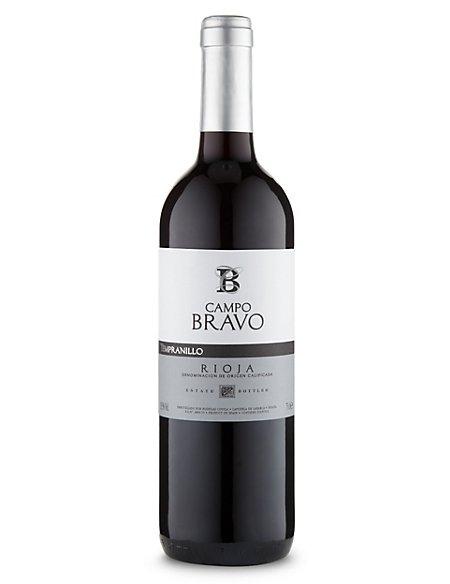 Campo Bravo Rioja Tempranillo - Case of 6