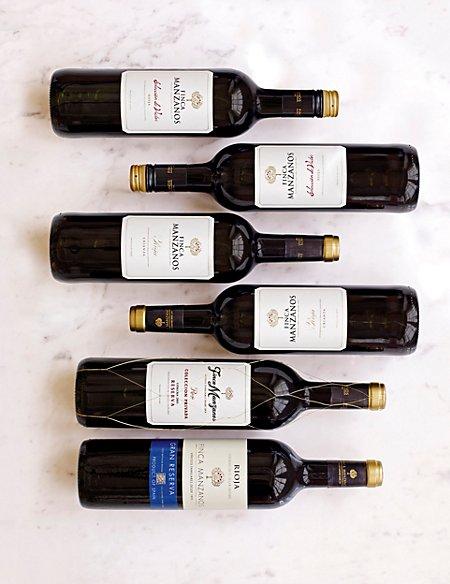 Manzanos Rioja Selection - Case of 6