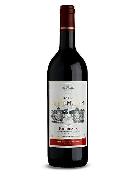 Saint Martin Bordeaux - Case of 6
