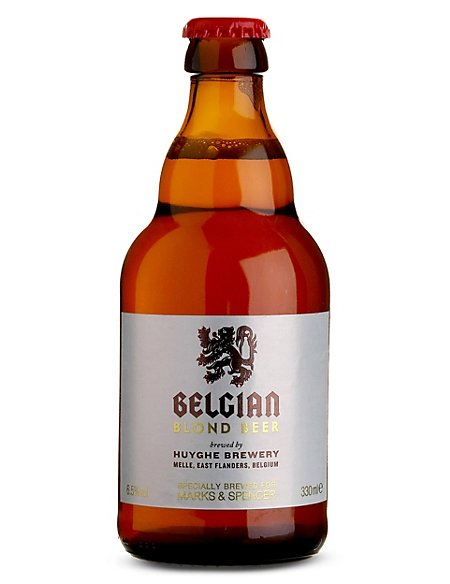 Belgian Blond Beer - Case of 20