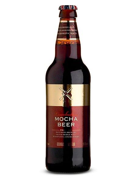 Lincolnshire Mocha Beer NV - Case of 20