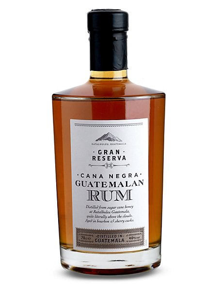 Cana Negra Guatemalan Rum NV - Single Bottle
