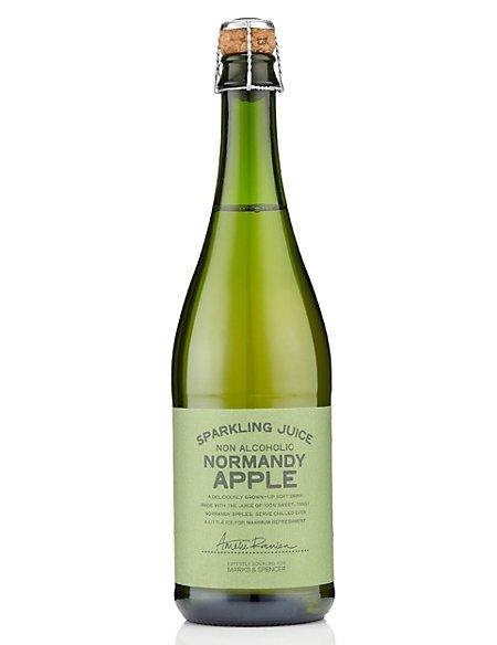 Sparkling Normandy Apple Juice - Case of 6