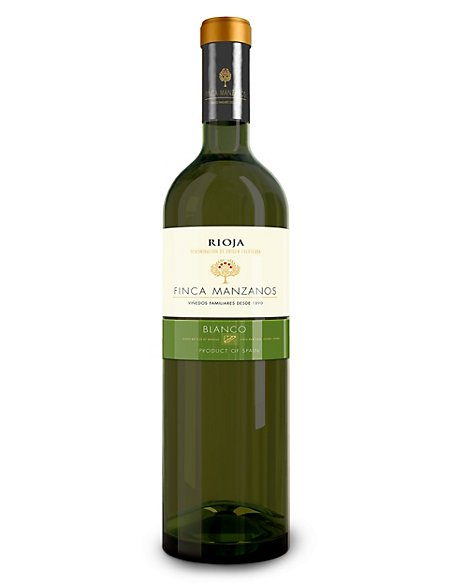 Finca Manzanos Blanco Rioja Blanco - Case of 6