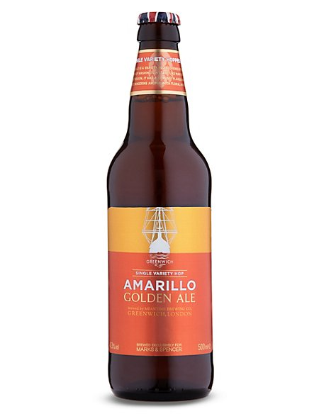 Greenwich Amarillo Golden Ale - Case of 20