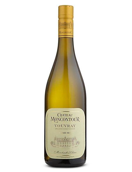 Chateau Moncontour Vouvray Demi-Sec - Case of 6
