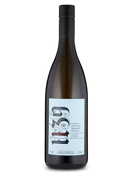 Dveri Pax Furmint Pinot Traminer Riesling - Case of 6