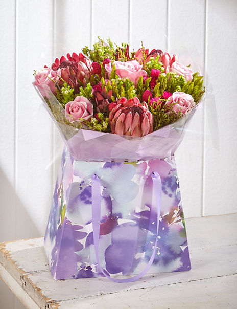 Mother's Day Contemporary Gift Bag