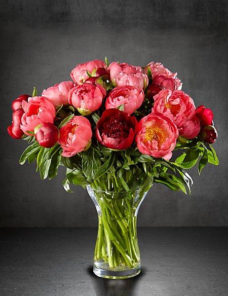 Autograph™ Luxury Peony Bouquet