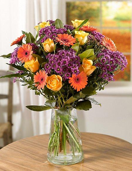 Autumn Days Bouquet
