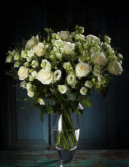 Autograph™ Avalanche™ & Lisianthus Bouquet