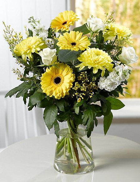 Mother's Day Yellow Bouquet