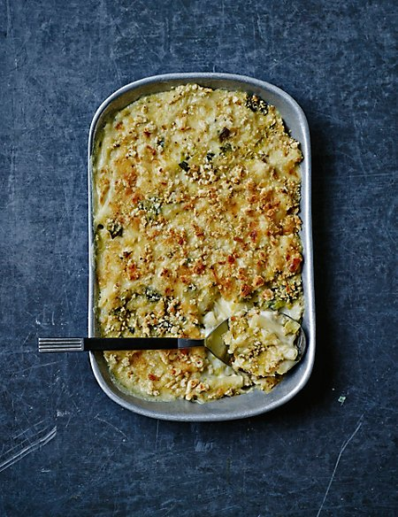 Macaroni Cheese with Leeks - Last collection date 22nd April (Serves 2)
