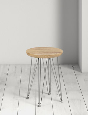 cheap for discount 98968 742a1 Hairpin Leg Side Table