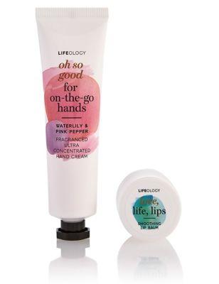 Lifeology Hand Cream   Nail Care   M&S